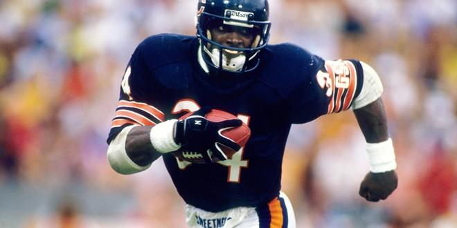 The Top 10 NFL Running Backs of All-Time