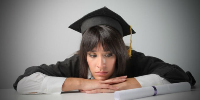 Some Scary Facts About College Degrees