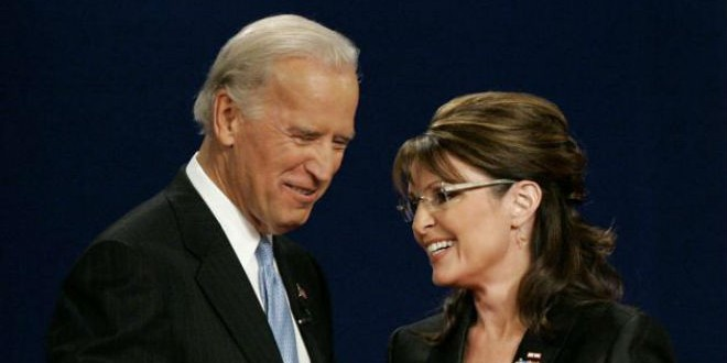 Sarah Palin and Joe Biden: Comedy Gold