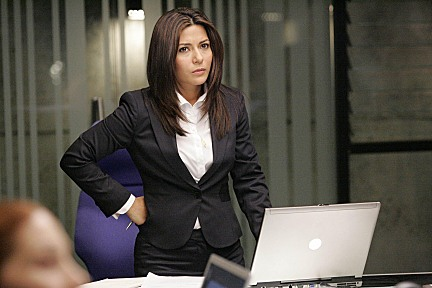 As Special Agent Nadia Yassir