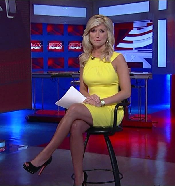 AINSLEY EARHARDT, Fox News, FOX & Friends First , Weekdays 5AM