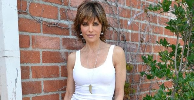 The Daily 40+ Birthday: Lisa Rinna