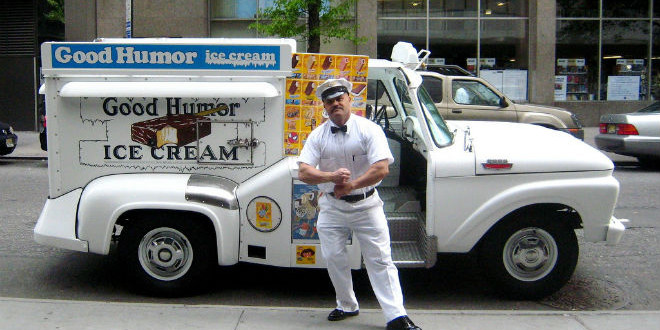 The Daily Retro Pic: The Good Humor Truck