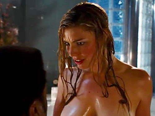 Jessica pare hot tub time machine nude