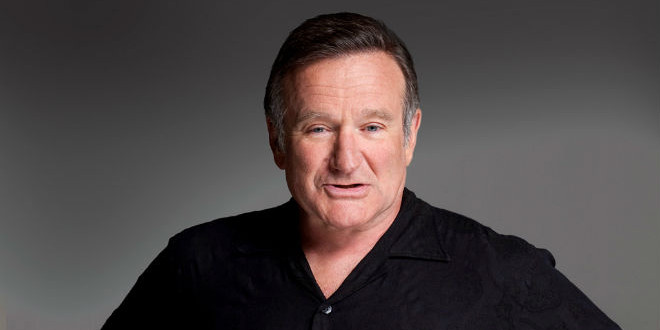 The Daily 40+ Birthday: Robin Williams