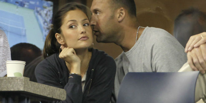 The 10 Hottest Girlfriends of Derek Jeter (and 2 Runners-Up)
