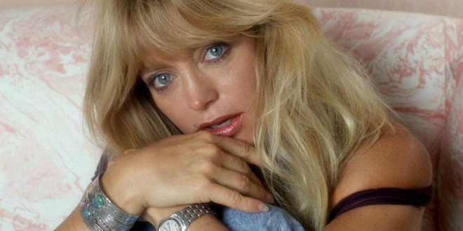 You Asked? We Deliver. A Pictorial History of Goldie Hawn