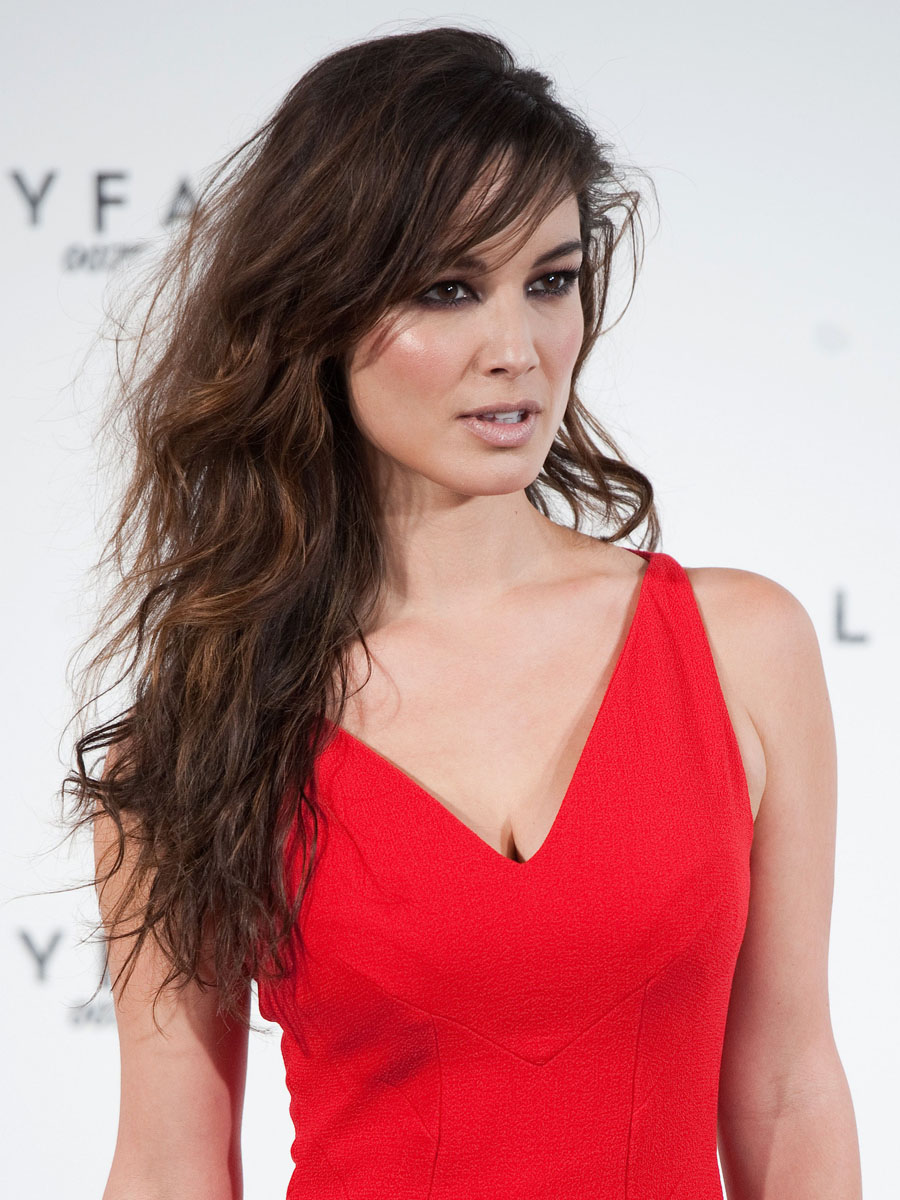 French actress Berenice Marlohe