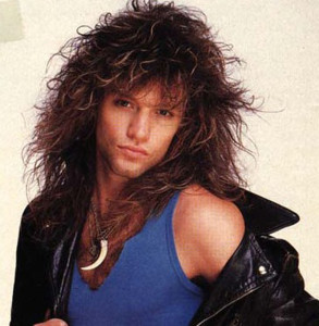 1980s Perm hairstyle