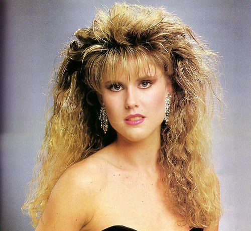 Quotes Of 80s Hairstyles Quotesgram