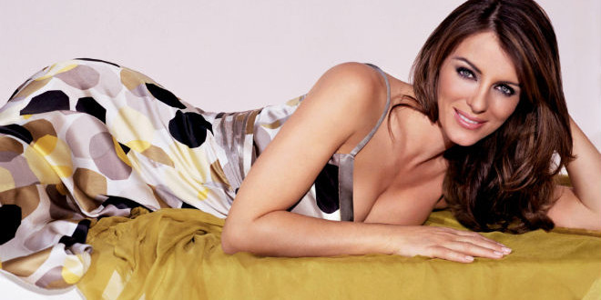 The Daily Looker: Elizabeth Hurley