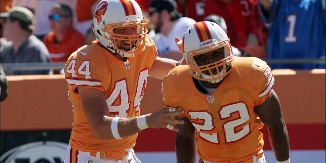the daily retro pic the tampa bay buccaneers creamsicle orange uniforms dailyman40 com dailyman40 com