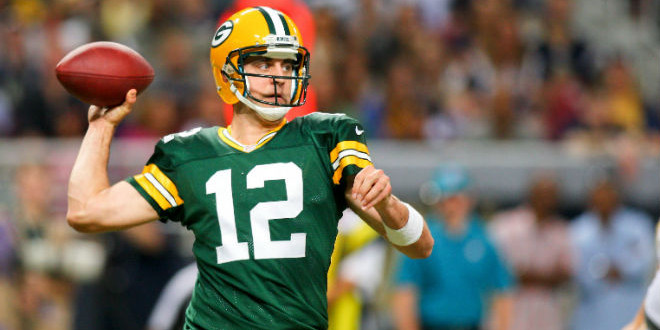 The Top 10 NFL Quarterbacks in 2013