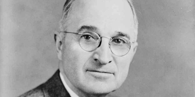 The Daily Quote: Harry Truman