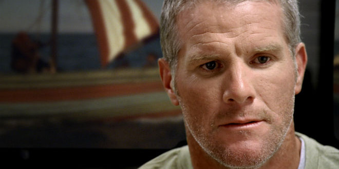The Daily 40+ Birthday: Brett Favre