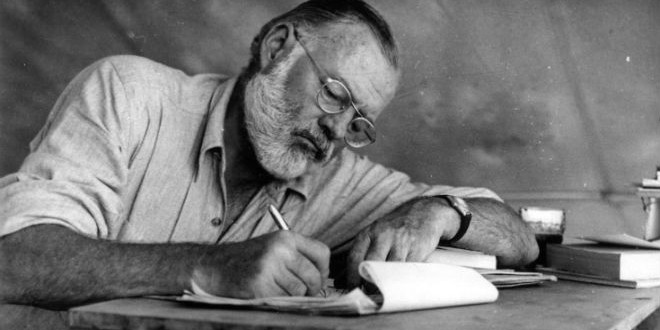 The Daily Quote: Ernest Hemingway