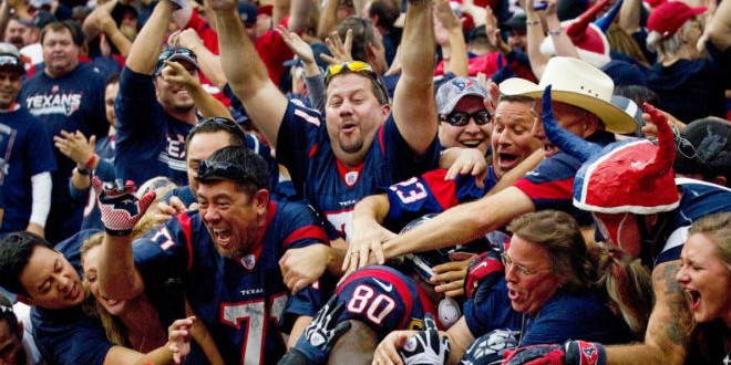 The Daily Dolt: Houston Texans Fans