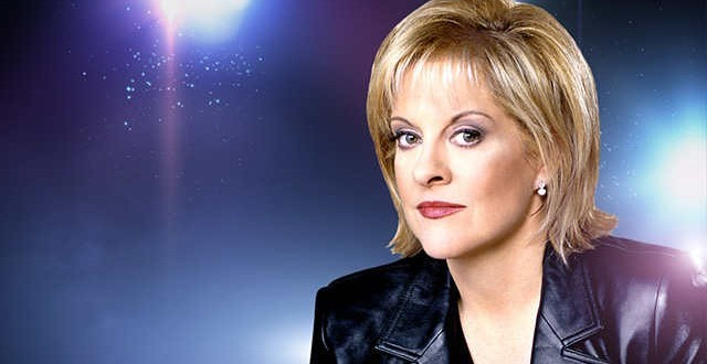 The Daily 40+ Birthday: Nancy Grace