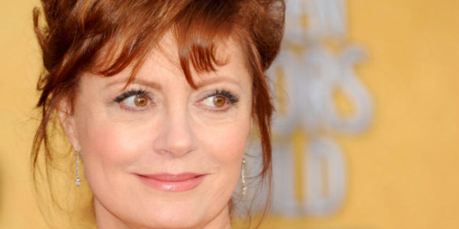 The Daily 40+ Birthday: Susan Sarandon