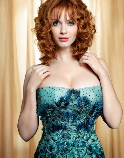 Christina Hendricks Hot-2