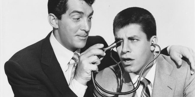 The Daily Retro Pic: Martin & Lewis