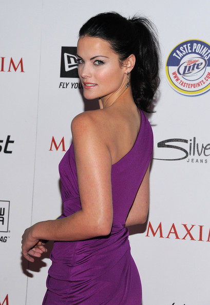 Jaimie+Alexander-purple-dress