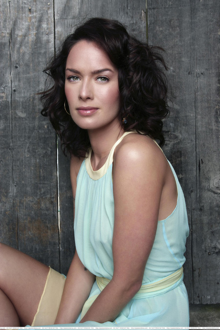 Lena Headey pretty