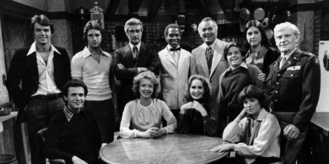 "The Daily Retro Pic: The Full Cast of ""SOAP"" in 1977"