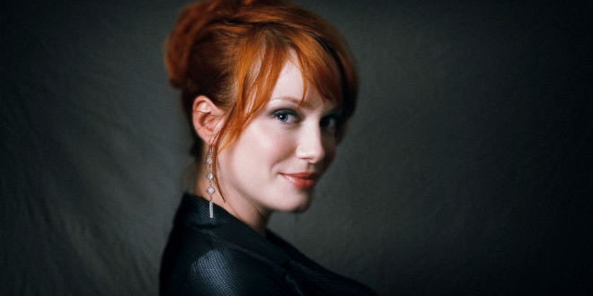 The Daily Looker: Christina Hendricks