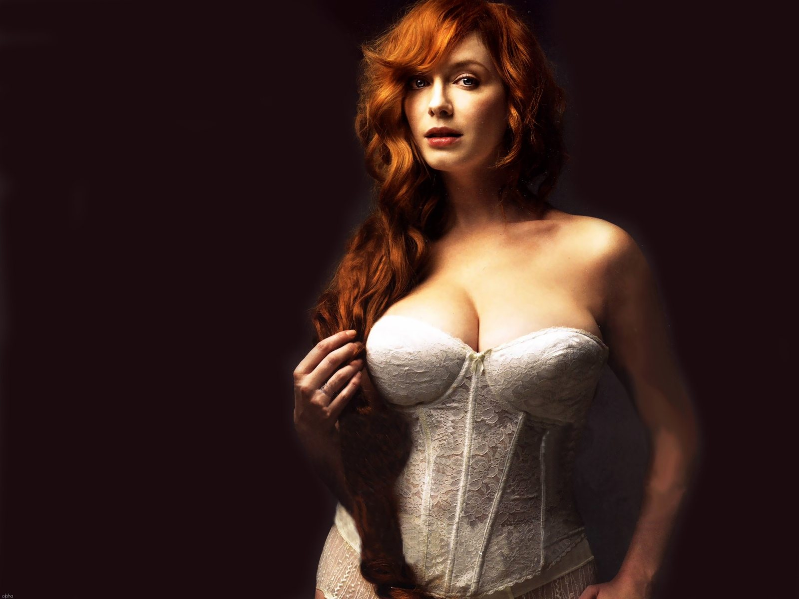 hot-christina-hendricks-lingerie-hot