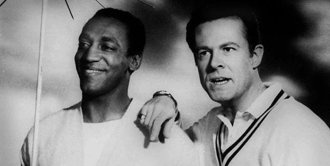 "The Daily Retro Pic: Bill Cosby and Robert Culp in ""I Spy"""