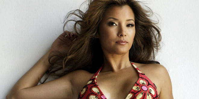 The Daily Looker: Kelly Hu
