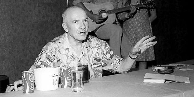 The Daily Quote: Robert Heinlein