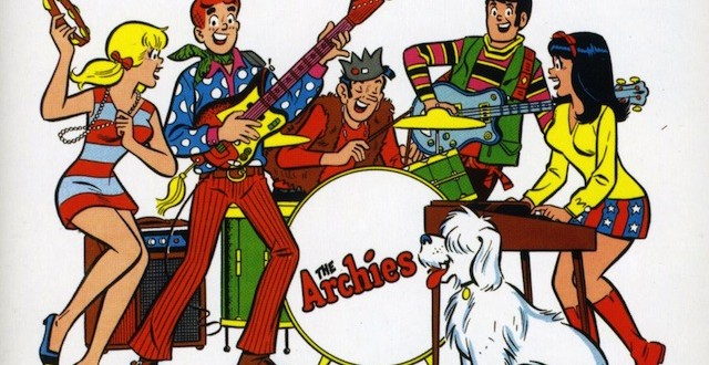 "The Daily Retro Pic: ""The Archies"""