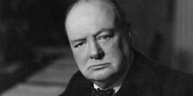 The Daily Quote: Winston Churchill