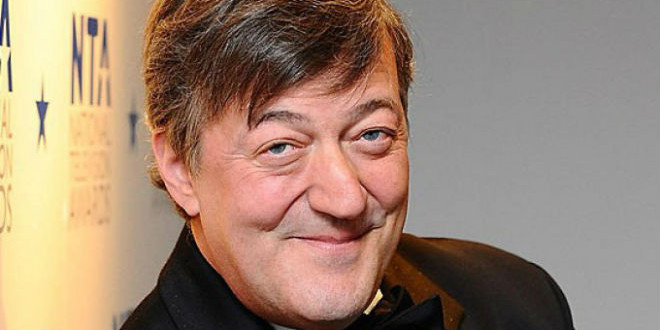 The Daily Quote: Stephen Fry