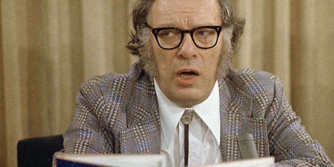 The Daily Quote: Isaac Asimov