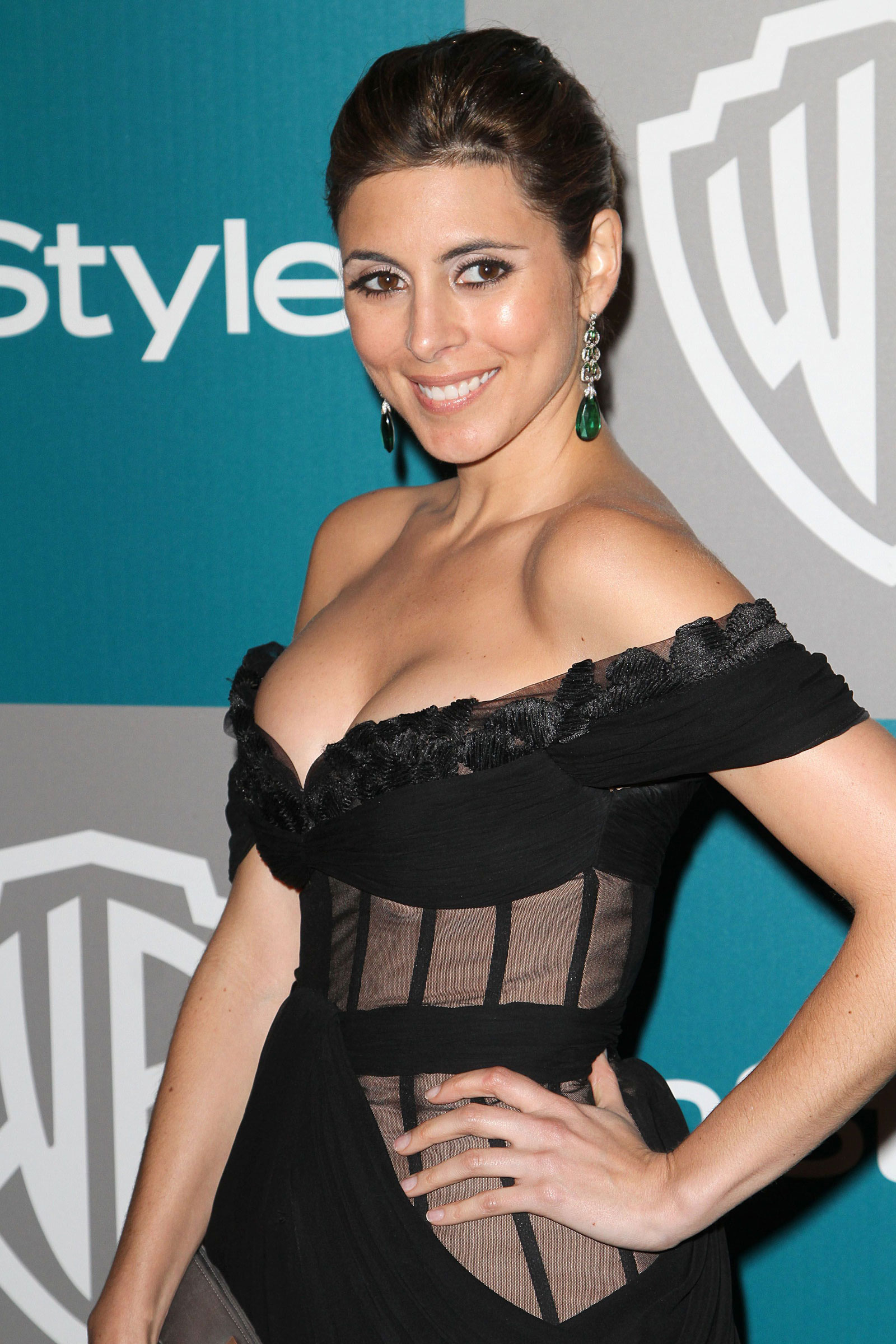 Jamie-Lynn Sigler at Golden Globe After Party