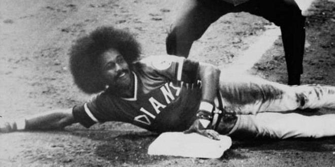 The Daily Retro Pic: Oscar Gamble's Afro