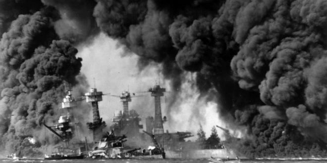 Pearl Harbor Attack: 10 Incredible Photos
