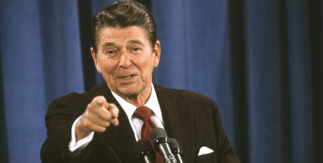 The Daily Quote: Ronald Reagan