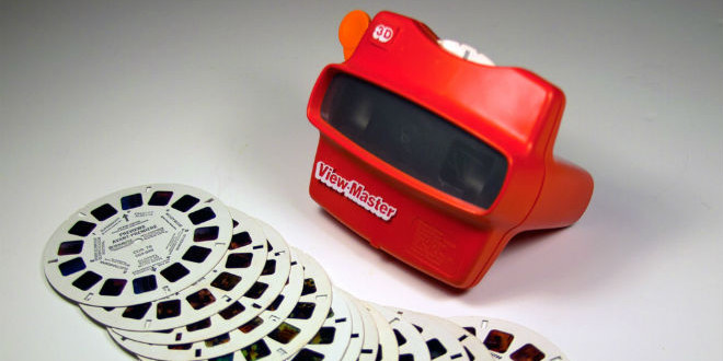 The Daily Retro Pic: The ViewMaster