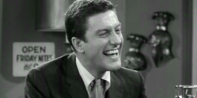 The Daily 40+ Birthday: Dick Van Dyke
