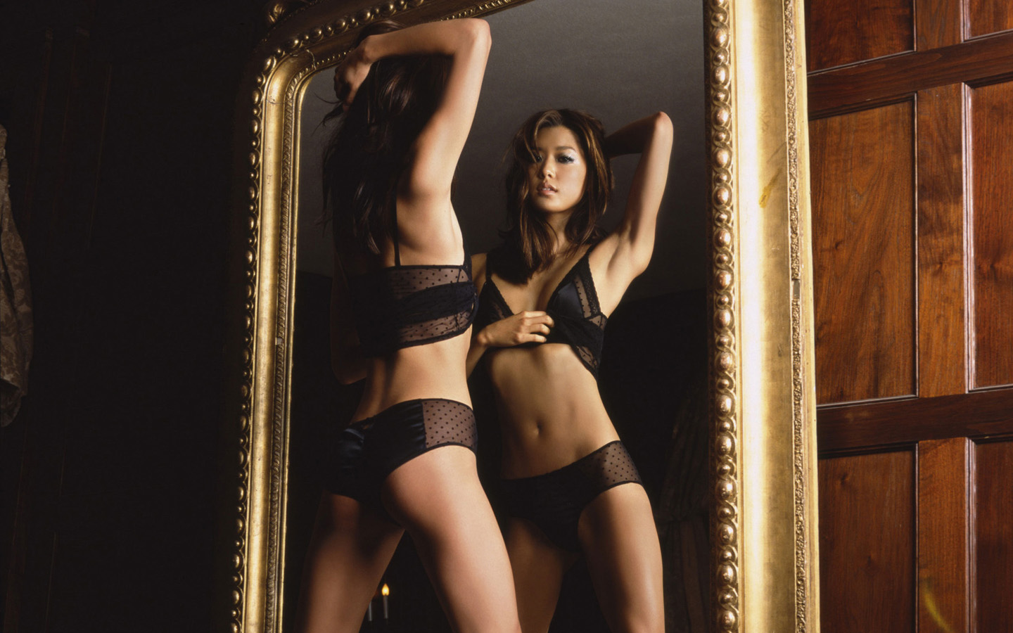 grace park hot mirror