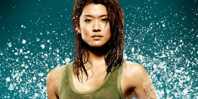The Daily Looker: Grace Park
