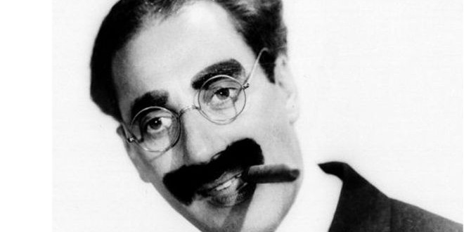 The Daily Quote: Groucho Marx