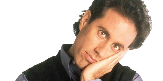 The Daily Quote: Jerry Seinfeld