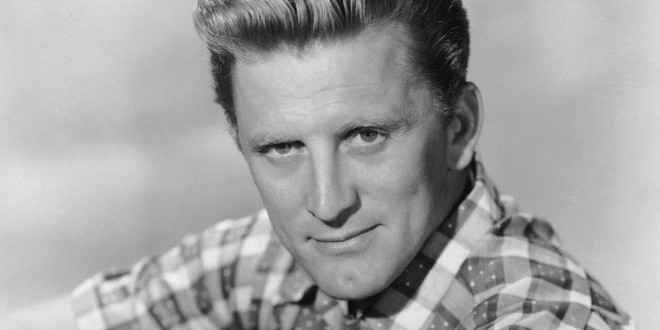 The Daily 40+ Birthday: Kirk Douglas