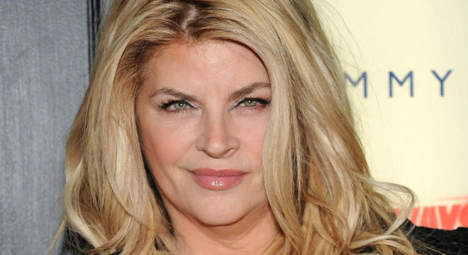 Kirstie Alley talks fantasising about Ted Danson and