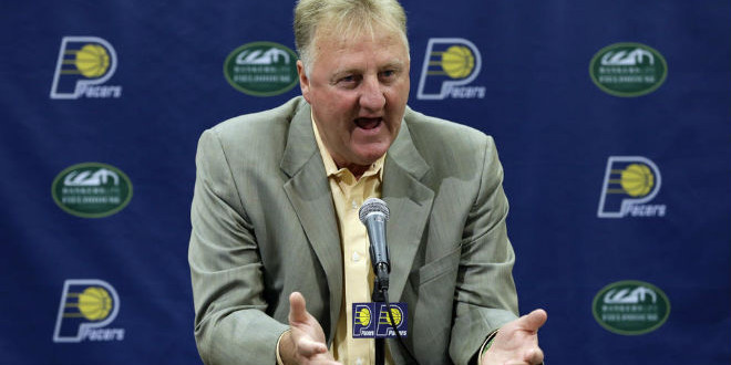 The Daily 40+ Birthday: Larry Bird